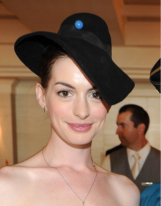 Anne Hathaway Private Auction