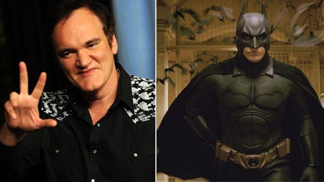 Tarantino: Batman Is Not Very Interesting