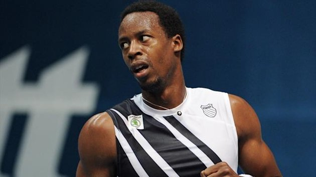 2012 ATP Bangkok Gael Monfils