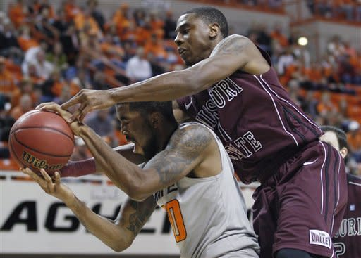 No. 23 Cowboys drop Missouri State 62-42