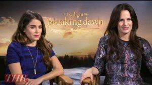 'Breaking Dawn's' Nikki Reed 'Nervous' About Soundtrack Duet With Husband Paul McDonald (Video)