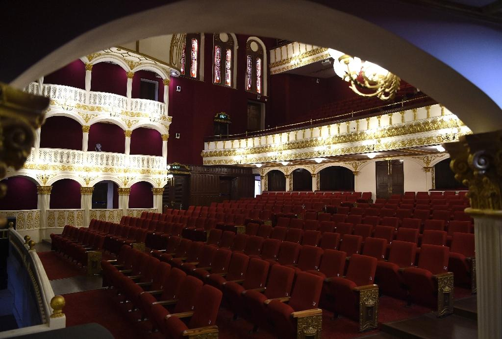 India's colonial-era opera house restored to past glory