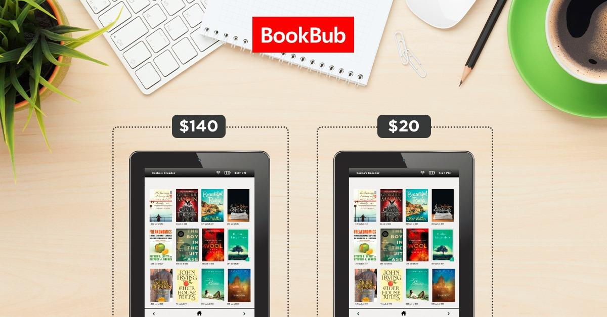 More Than $3 For Ebooks? You're Overpaying.