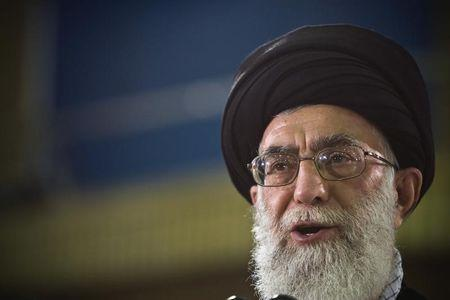 Iran's supreme leader bans negotiations with the United States