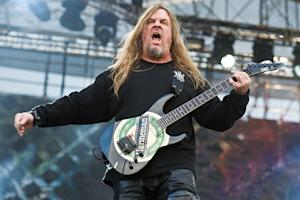 Slayer Guitarist Jeff Hanneman Died of Alcohol-Related Cirrhosis