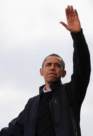 Barack Obama Wins Another Term in 2012 Presidential Election