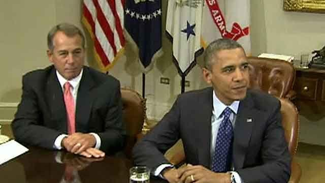 Signs of 'fiscal cliff' compromise?