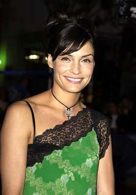 Famke Janssen at the Hollywood premiere of 20th Century Fox's X2: X-Men United