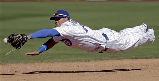 Cubs' Starlin Castro returns from hamstring injury