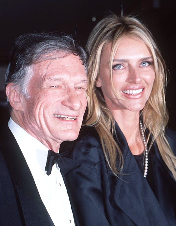 Kimberley Conrad, Hugh Hefner