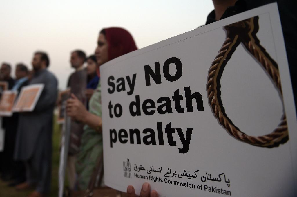 Execution of disabled Pakistani man delayed for fourth time