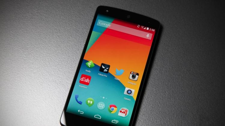 Google promises fix for pesky Nexus 5 bug that eats into battery life