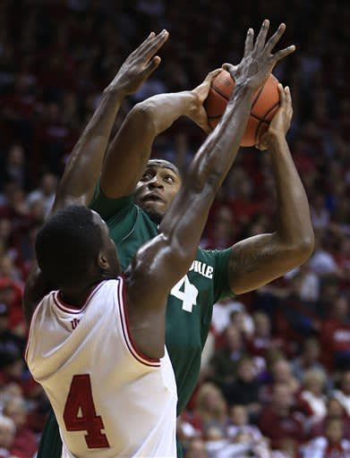 Fifth-ranked Indiana blows out Jacksonville 93-59