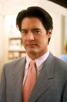 Kyle MacLachlan as Trey in Sex and the City 