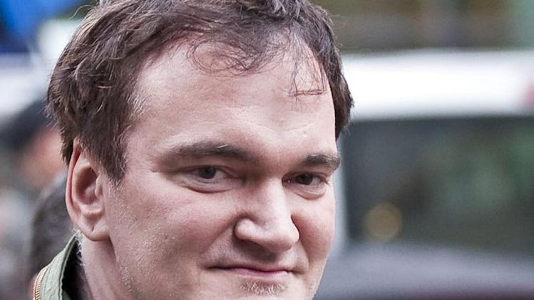 Quentin Tarantino is modifying script for 'The Hateful Eight' after leak