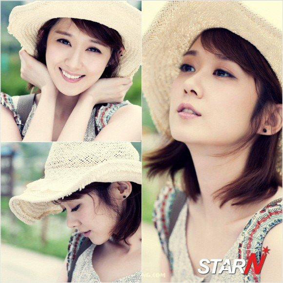 Jang Nara discloses her new recent photos