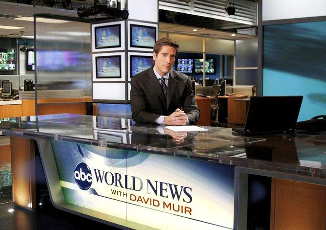 ABC's 'World News Tonight' Takes May Sweep In Demos, 'NBC Nightly News' Wins Week