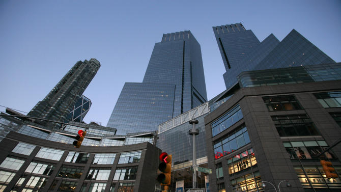 Time Warner 3Q net income up 44 pct