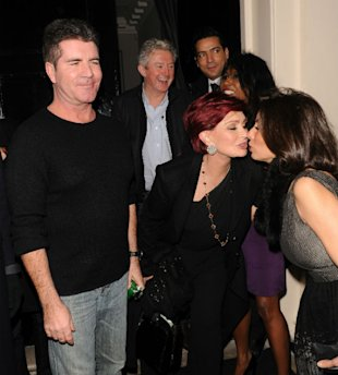 Simon Cowell Admits Hiding In A Closet During Stalker Break-In
