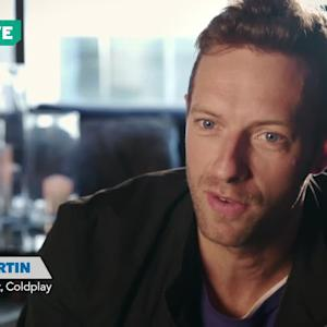 EXCLUSIVE: Get a First Look at Coldplay's Pepsi Super Bowl Halftime Show!