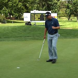 Rob Oppenheim comes from 6 back to win the Air Capital Classic