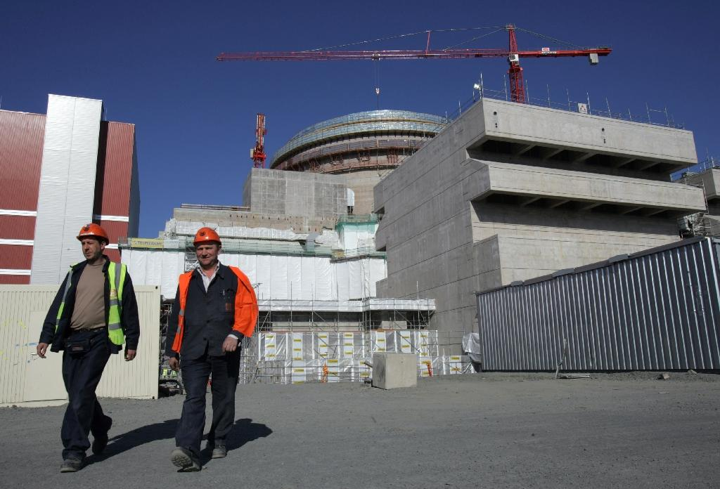 Troubled Finnish nuclear reactor to enter test phase in 2016