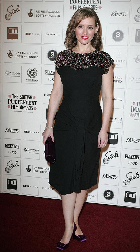 2009 British Independent Film Awards Anne Marie Duff