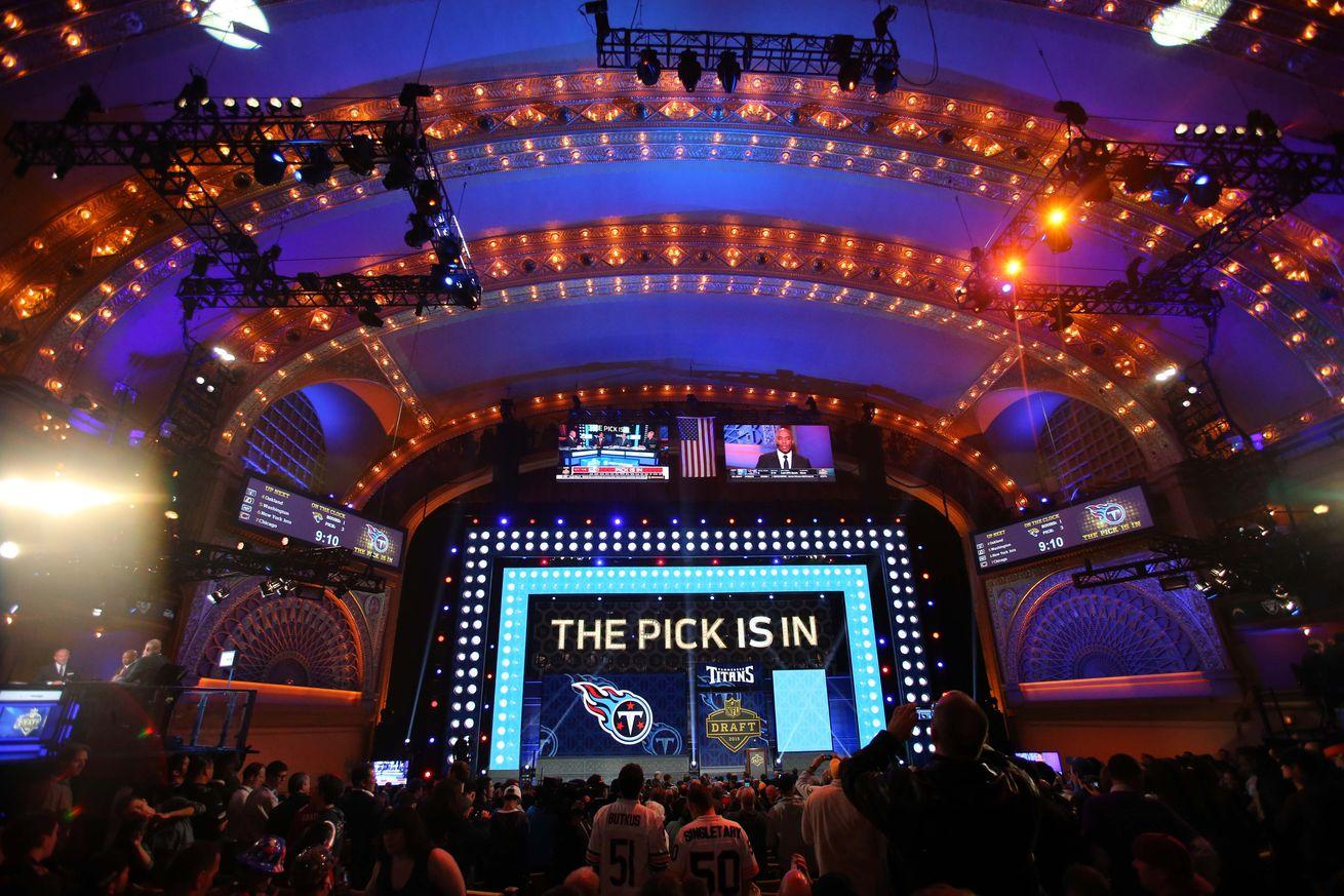 2016 NFL Draft order: Three rounds set after the Super Bowl