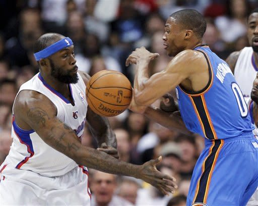 Paul leads Clippers past NBA-leading Thunder
