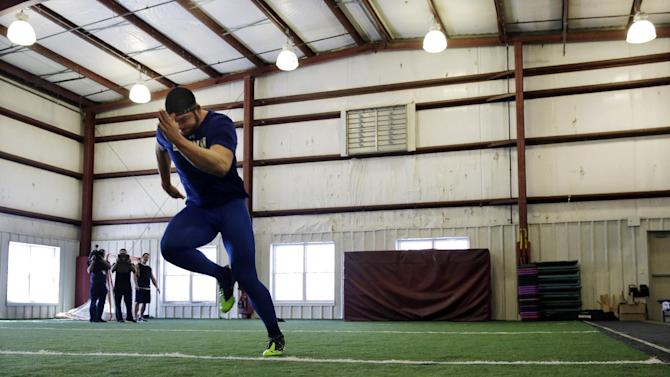 Gallaudet star Talaat hopes to fulfill NFL dream