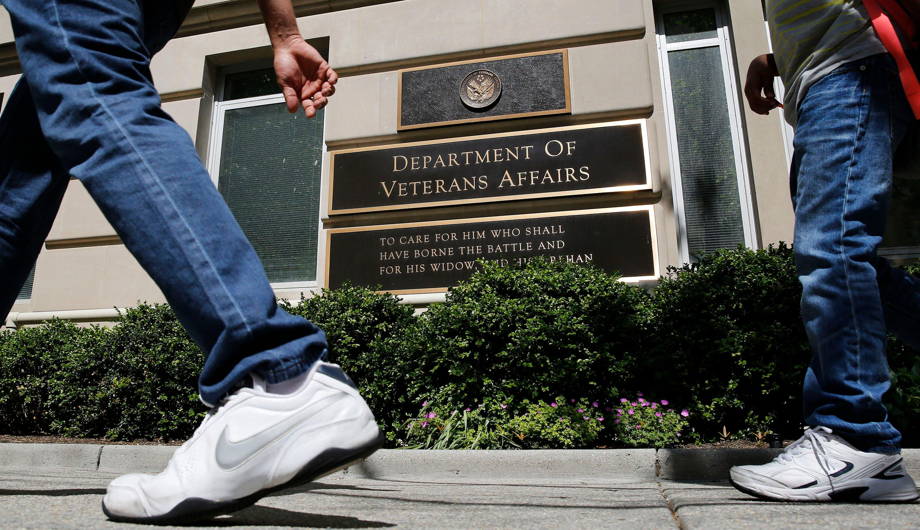 Veterans Affairs Department Makes the Government's 'High Risk' List