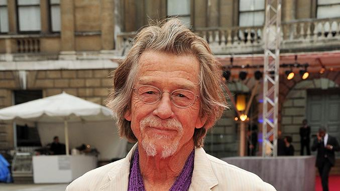 John Hurt JanB Day