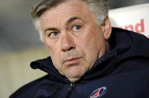 Ancelotti: Winning Ligue 1 is Paris Saint-Germain's priority