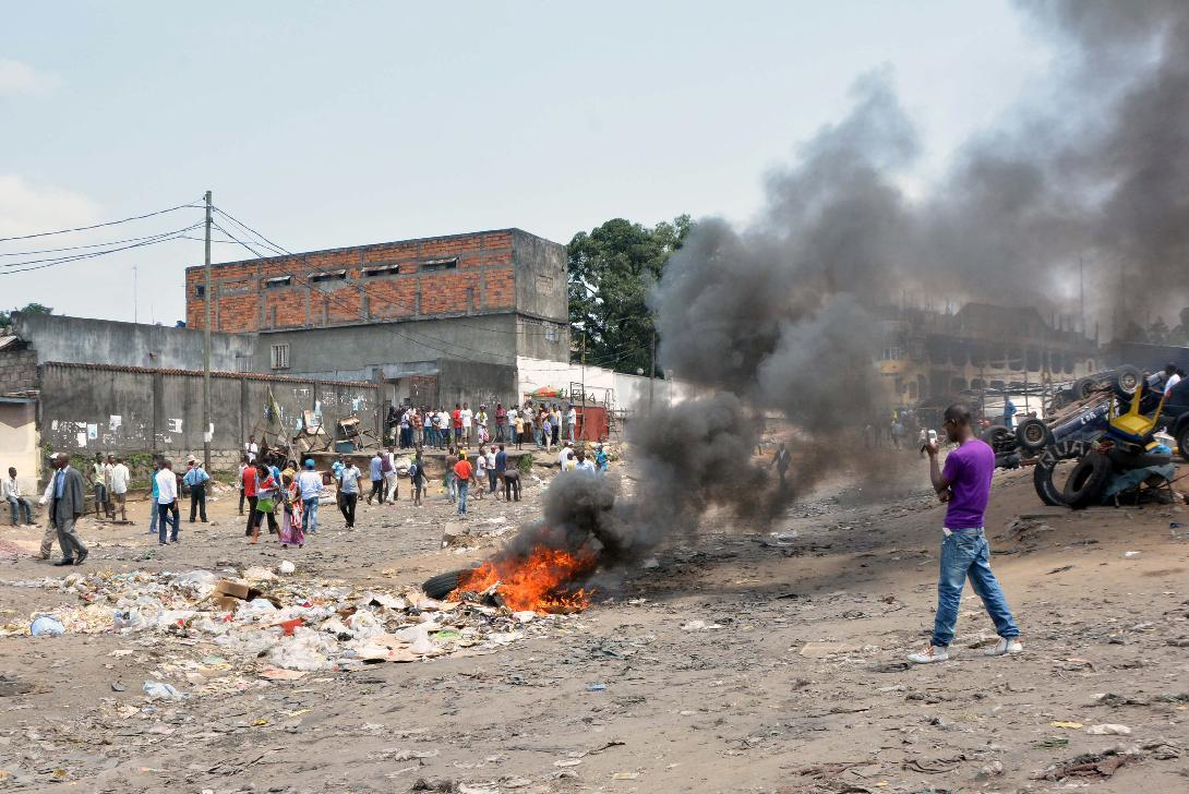 DR Congo adopts new electoral law after protests