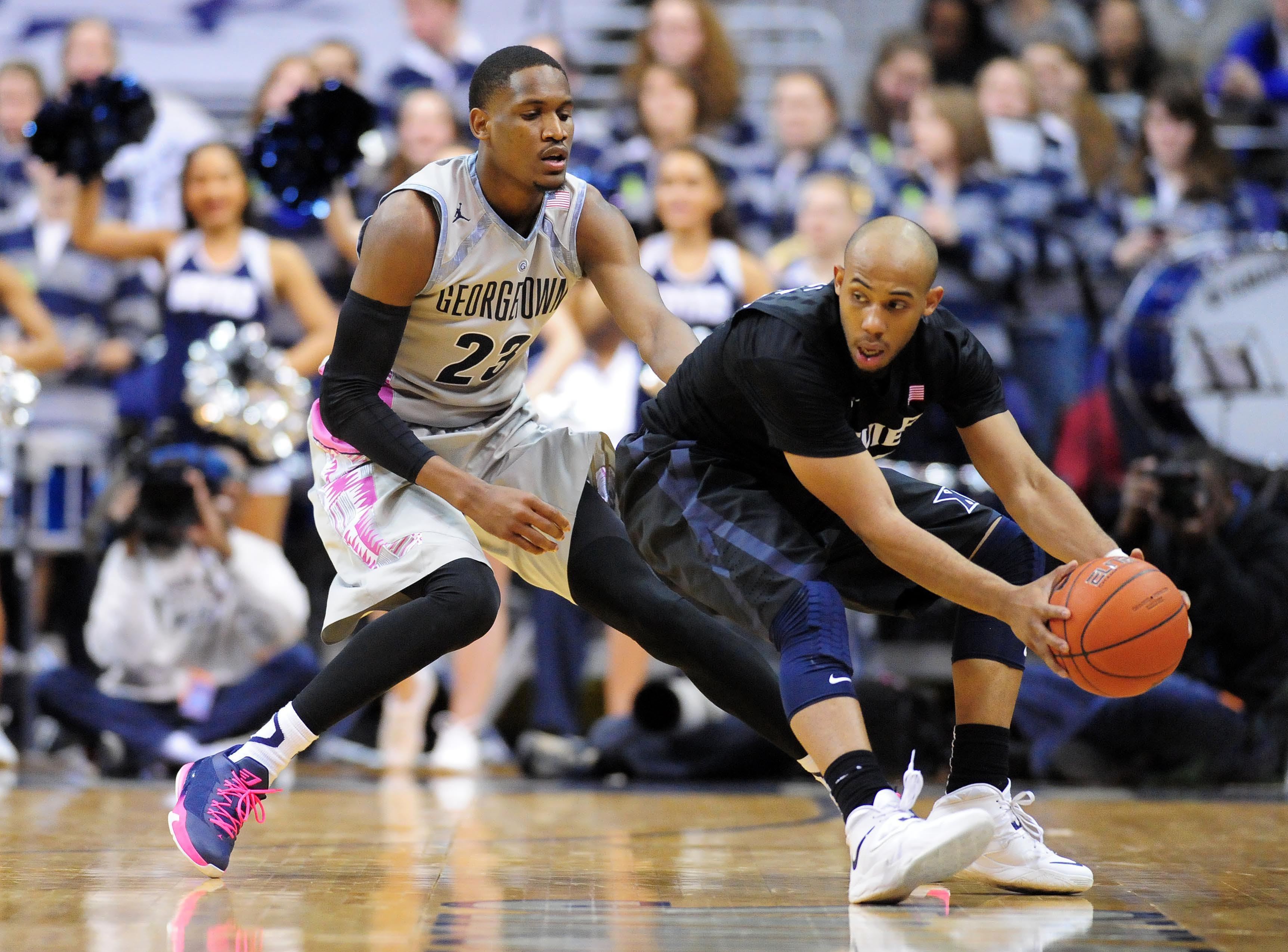Capital gains: Xavier earns coveted road win at Georgetown