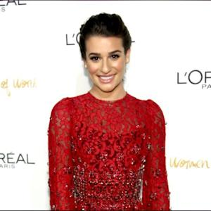 Lea Michele Releases First Single, 'Cannonball'