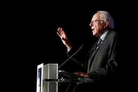 Presidential candidate Sanders opposes Obama's FDA nominee