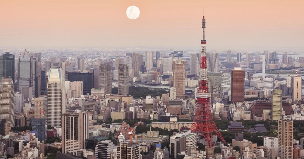 Why Investors Are Looking At Japan