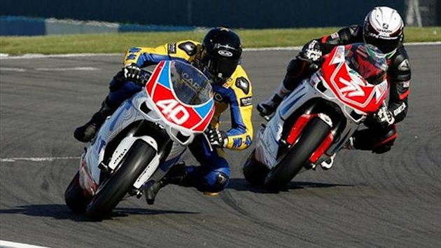 Nutt to defend Ducati 848 Challenge lead at Donington