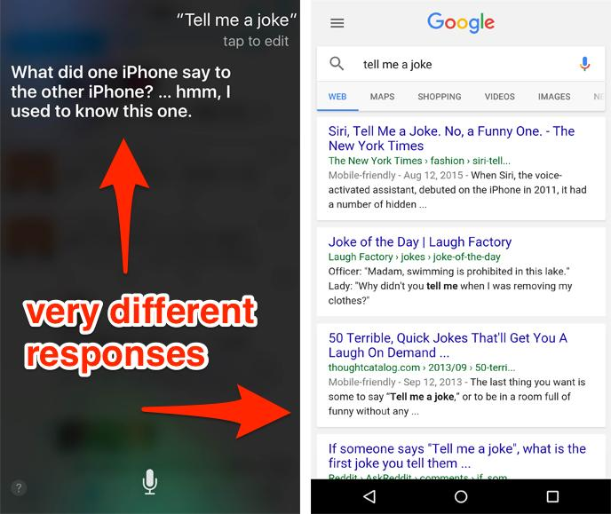 Why Google's virtual assistant won't tell you jokes