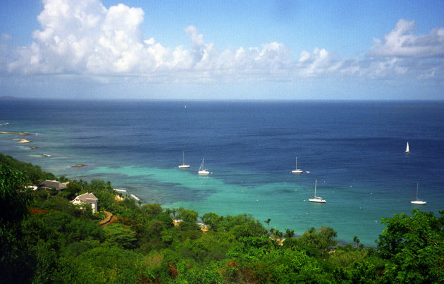 &lt;p&gt;The island of Mustique, a small private island in the West Indies, has catered to a number of celebrities and elite guests (PA)&lt;/p&gt;