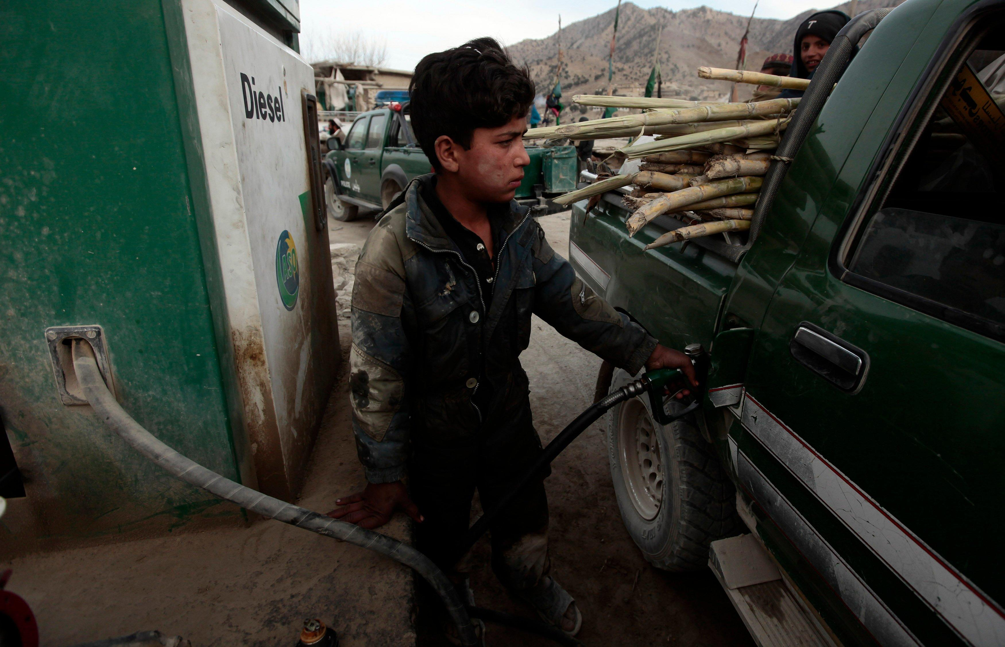 The $43 Million Afghan Gas Station Scandal Blows the Lid Off Pentagon Waste