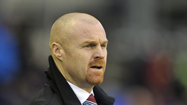Sean Dyche is enjoying climbing the Championship table