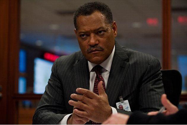 Contagion 2011 Warner Bros Pictures Laurence Fishburne