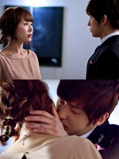 Kim Ki Bum and Park Ye Jin Lock Lips for the First Time on 'I ♥ Lee Taly'