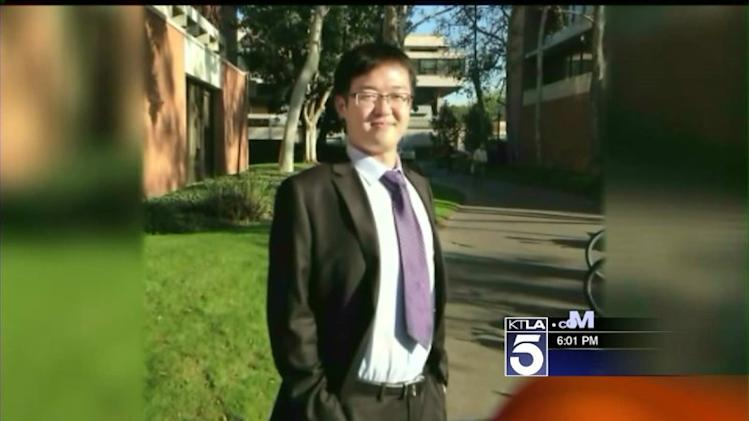 `It Was Like Heaven Fell Down`: Family Reacts to Killing of USC Graduate Student
