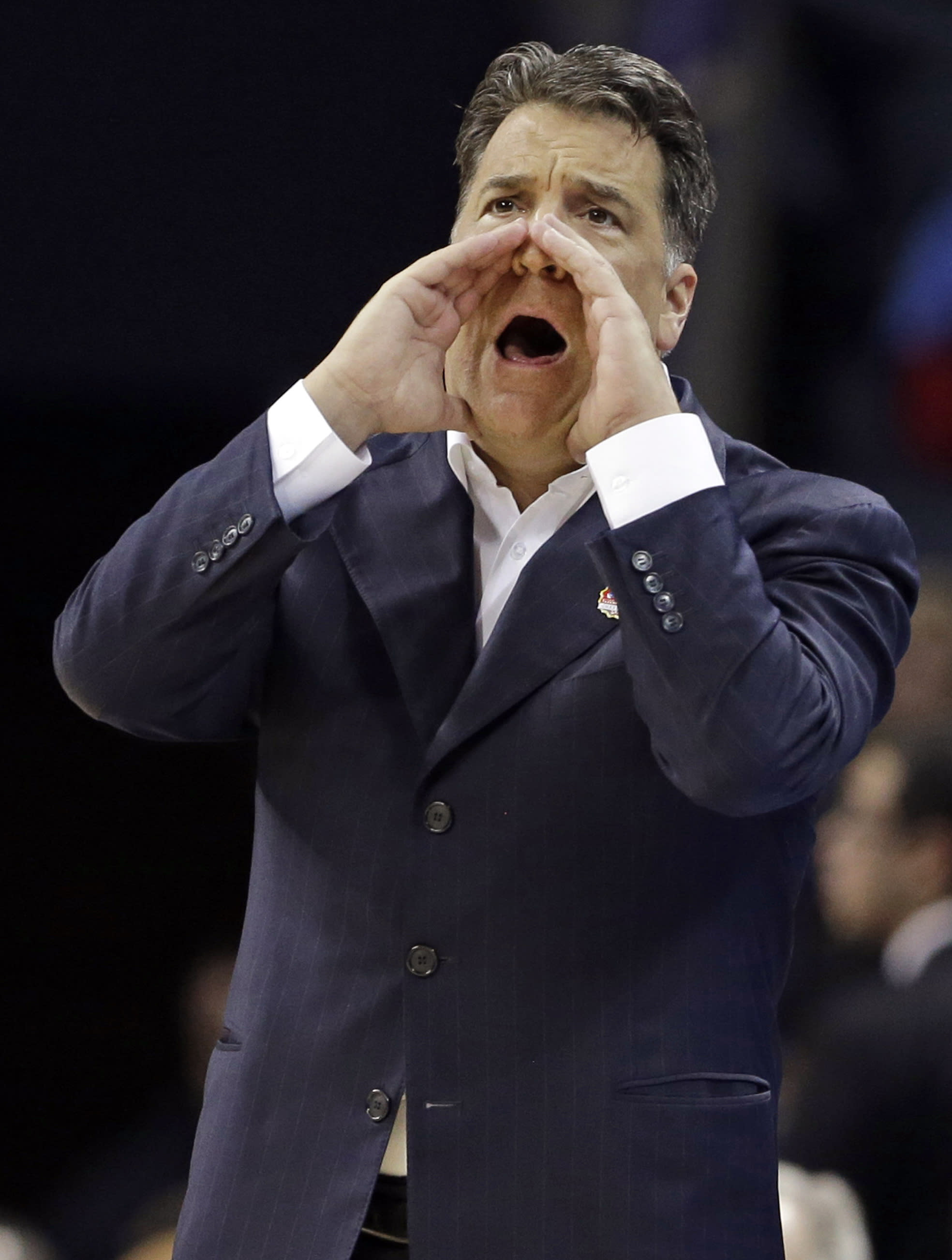St. John's basketball coach Steve Lavin out after 5 seasons