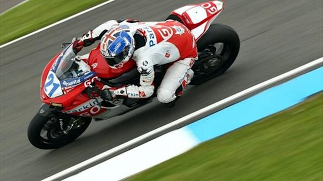 Donington WSBK: All Sunday?s race results