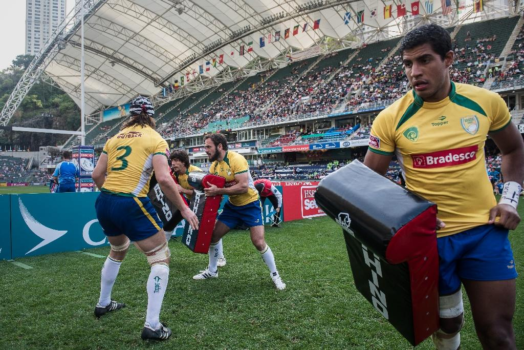 Brazil rugby sevens under pressure as Rio spotlight looms