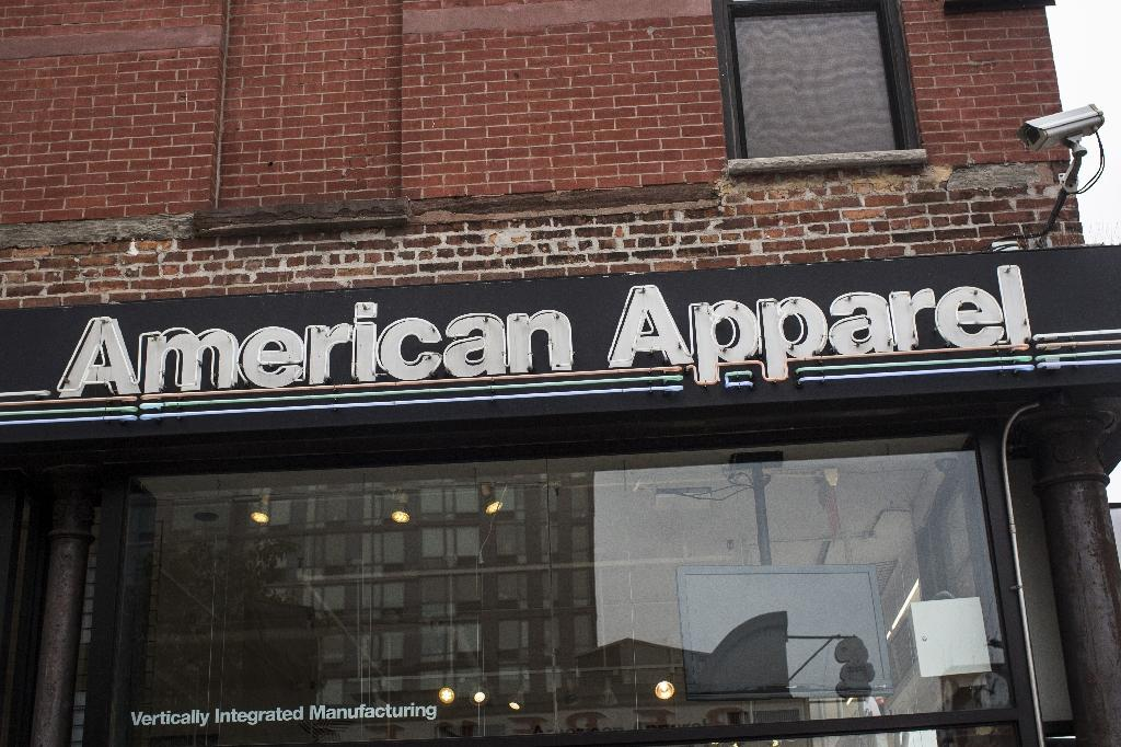 American Apparel taps new CEO to replace Charney